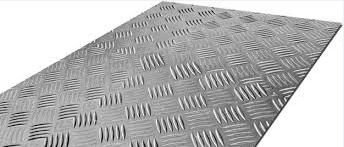 Chapa de alumínio para piso de ônibus em belém