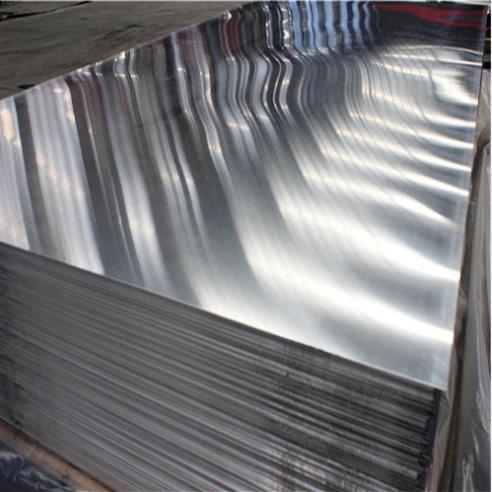 Chapa de alumínio preço