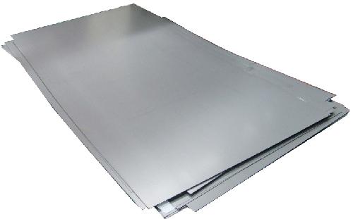 Chapas de alumínio em manaus