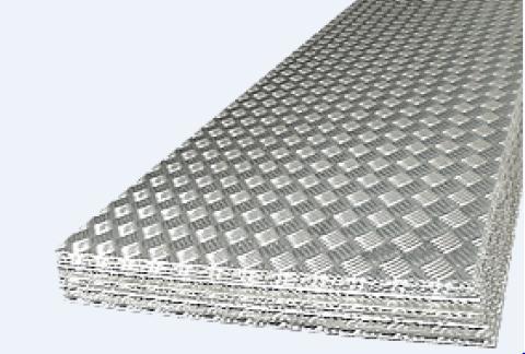 Fornecedor de chapas de alumínio