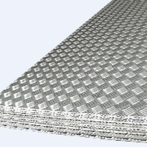 Chapa de alumínio piso de ônibus preço