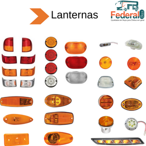 Lanterna de ônibus no Amapá