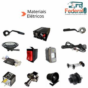 Materiais elétricos para ônibus no piauí